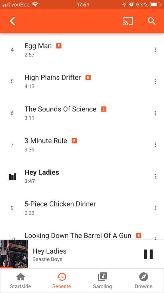 Beastie Boys - Hey Ladies - Google Play Music
