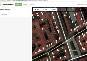 OpenStreetMap – ID Editor