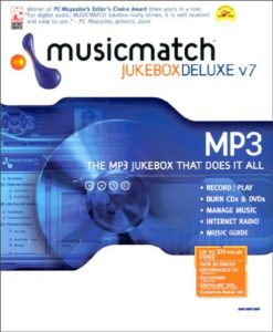 musicmatch Jukebox Software