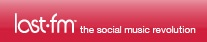 Last.fm Red Logo