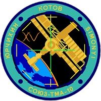 Soyuz Tma-10 Patch